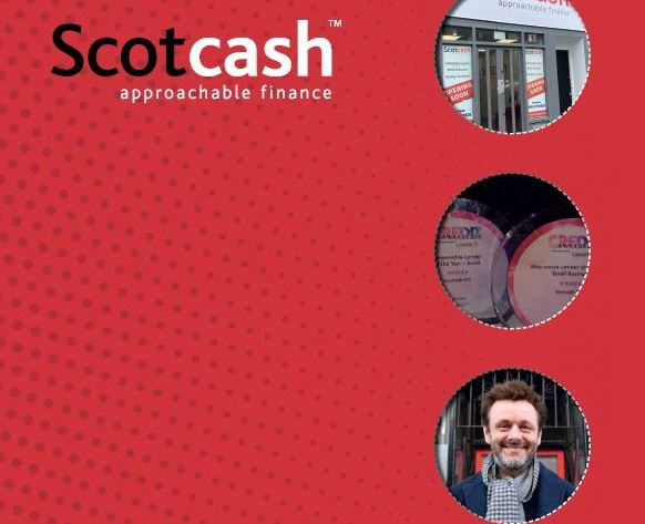 Scotcash Launches Annual Report