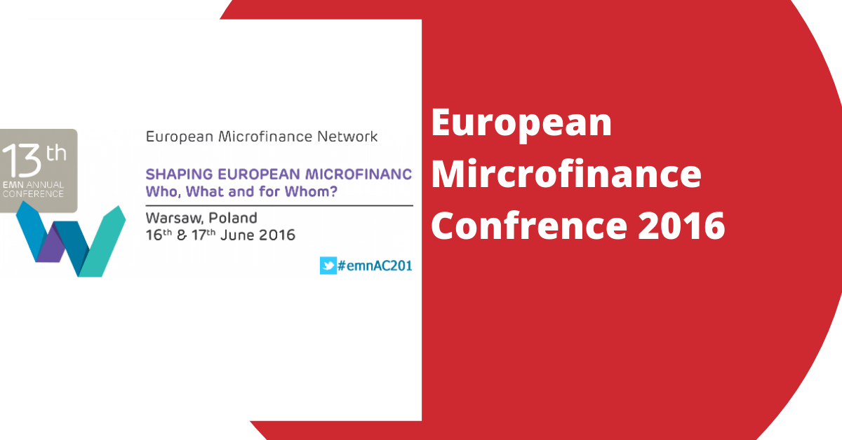European Microfinance Conference 2016