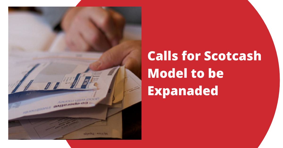 Calls For Scotcash Model To Be Expanded